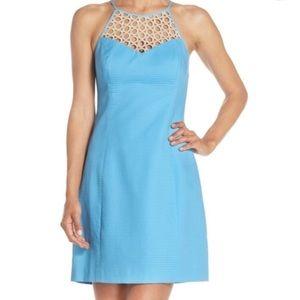New Lilly Pulitzer Laina Shift Seaspray dress SZ 0
